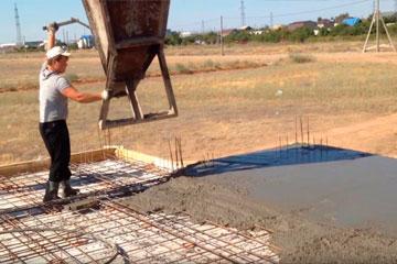 Заказать бетон ижевск газобетон и керамзитобетон в таблице
